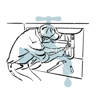 Free plumber vector - Free vector #234203