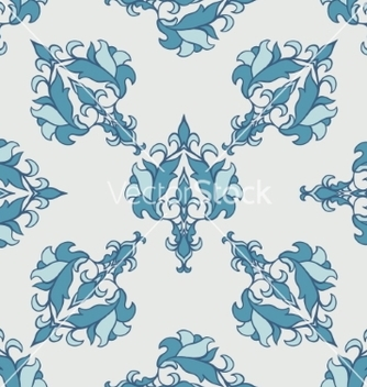 Free seamless vintage pattern vector - Kostenloses vector #234523