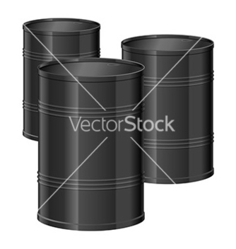 Free oil barrel vector - vector gratuit #234983