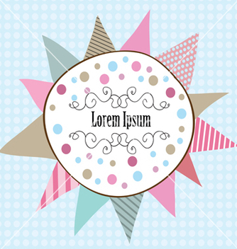 Free colorful celebration background with circle vector - Kostenloses vector #235333
