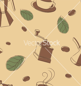 Free coffee vector - vector gratuit #235353