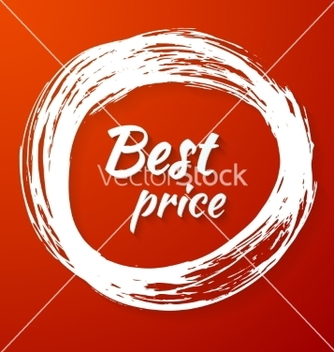 Free banner with text best price vector - Free vector #236633