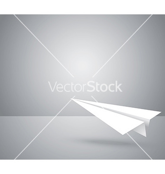 Free paper plane vector - Free vector #236883