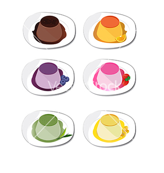 Free pudding vector - Kostenloses vector #236923
