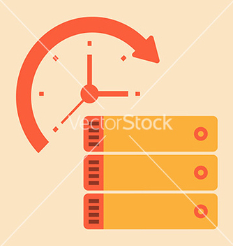 Free time document and paper work vector - vector #236993 gratis