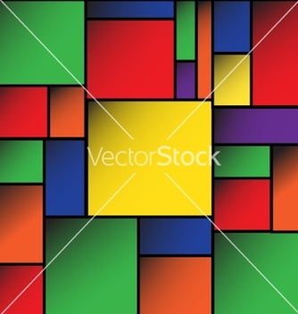 Free colorful square blank background eps10 vector - Free vector #237353