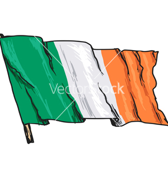 Free flag of ireland vector - Free vector #237503