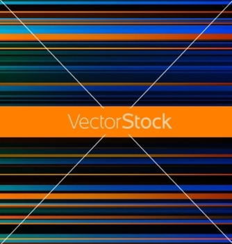 Free abstract striped blue brown and orange background vector - Free vector #237643