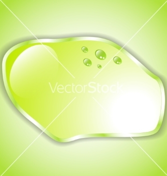 Free abstract yellowgreen background space for text vector - Free vector #237673