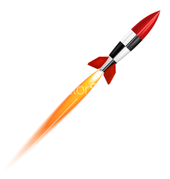 Free launch of a white background vector - vector #237883 gratis