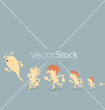 Free evolution vector - vector gratuit #237933