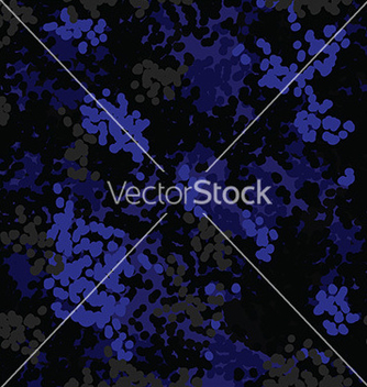 Free woods at night seamless pattern vector - Free vector #237953