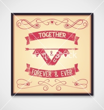 Free me and you together phrase grunge vector - Free vector #238593