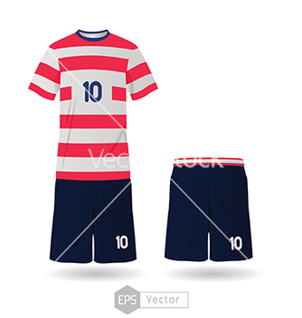Free usa team uniform 01 vector - Free vector #239693