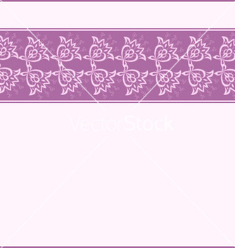 Free light floral card template vector - Free vector #239873