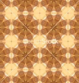 Free kaleidoscope abstract gold pattern vector - бесплатный vector #240203