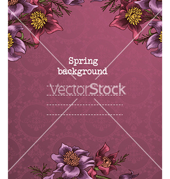 Free floral vector - Free vector #240603