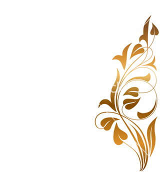 Free ornamental white background vector - Free vector #240713