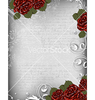 Free floral background vector - Free vector #241763