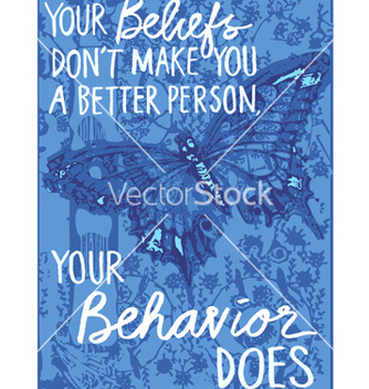 Free butterfly wisdom vector - Kostenloses vector #242613