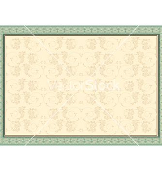Free invitation with floral vector - Kostenloses vector #242783