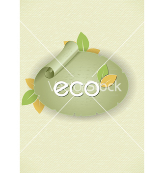 Free eco friendly design vector - Kostenloses vector #243543
