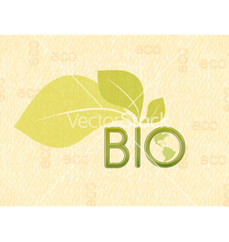 Free eco friendly design vector - Kostenloses vector #243693