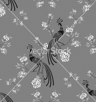 Free floral background vector - Free vector #243703