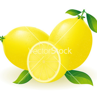 Free lemon vector - бесплатный vector #243743