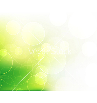 Free abstract background with circles vector - vector #243883 gratis