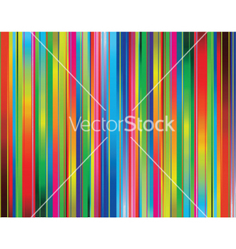 Free abstract background with rainbow lines vector - Kostenloses vector #243893