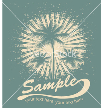 Free summer tshirt design vector - бесплатный vector #244743