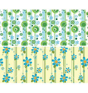 Free floral web banner vector - Free vector #245283
