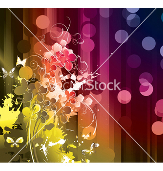 Free watercolor background vector - vector gratuit #245413