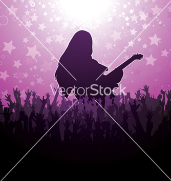 Free concert poster vector - Free vector #245593