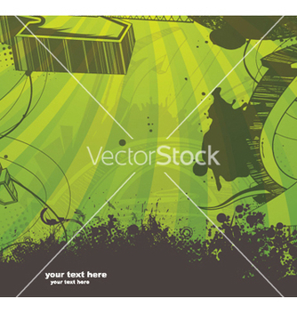 Free urban background vector - Free vector #246833