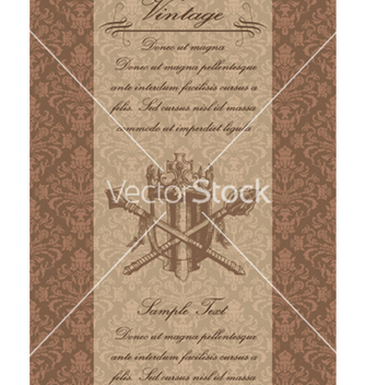 Free vintage background vector - Free vector #247013
