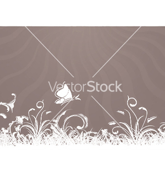 Free rays with floral vector - Kostenloses vector #247963