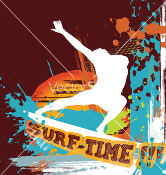 Free summer background vector - vector #248333 gratis