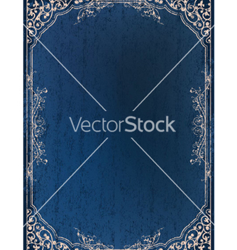 Free retro grunge frame vector - Free vector #248553
