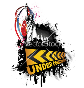 Free under construction sign vector - Free vector #248603