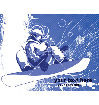 Free winter sports vector - Kostenloses vector #248773