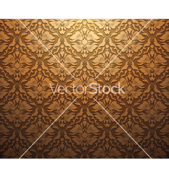 Free vintage floral seamless pattern vector - Free vector #249203