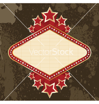 Free neon sign with grunge vector - Kostenloses vector #249263