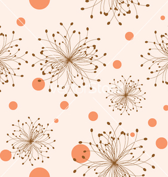 Free abstract seamless background vector - бесплатный vector #250273