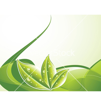 Free eco background vector - vector gratuit #250713
