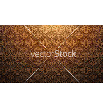Free damask web banner vector - Kostenloses vector #250843