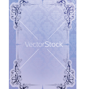 Free elegant floral background vector - vector gratuit #251183