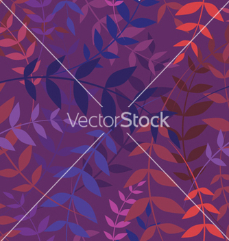 Free abstract seamless floral background vector - Kostenloses vector #252083