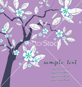 Free tree with lots of leaves vector - бесплатный vector #252473